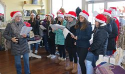 Holiday Music with PHS Camerata Singers and Instrumentalists, Sat., Dec. 9th, 10am.