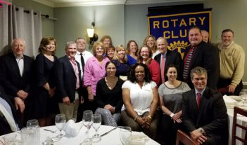 Thank you Rotary Club of Pleasantville